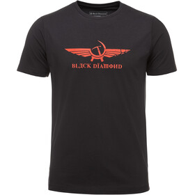 Black Diamond Perestroika - Camiseta manga corta Hombre - negro